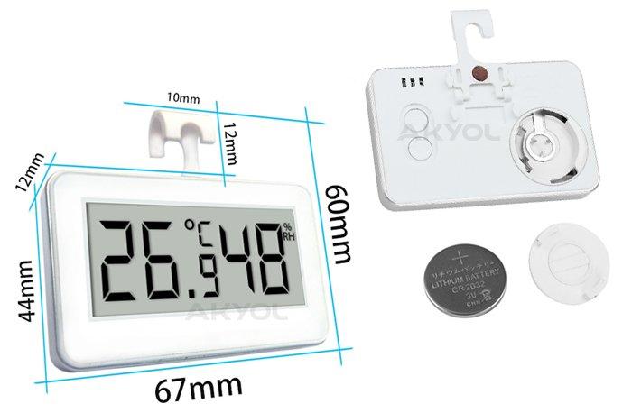 sıcaklık ve nem ölçer cihazı